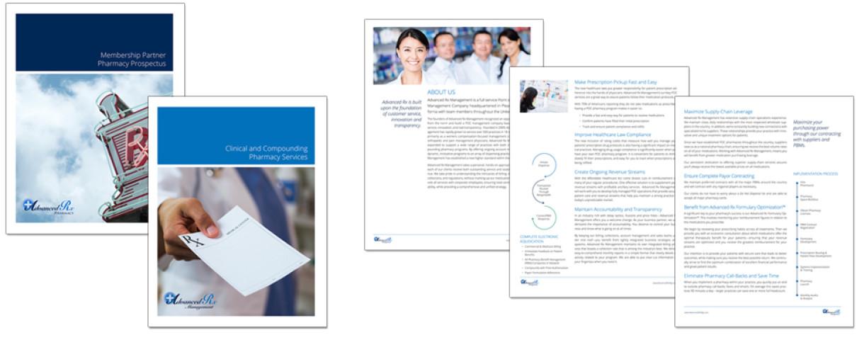 Advanced RX Brochures