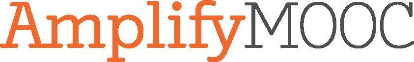 Amplify MOOC Logo