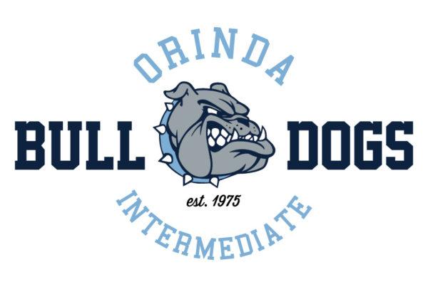 Orinda Intermediate School - Spirit Wear Logo