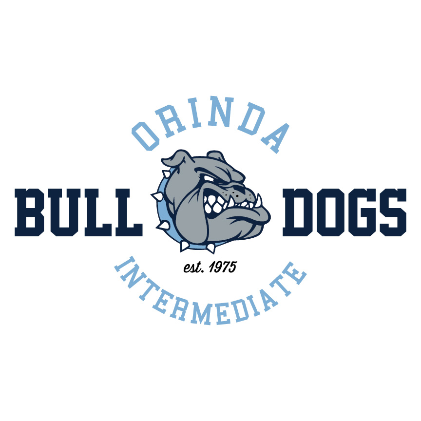 Orinda Intermediate School - Spirit Wear Logo
