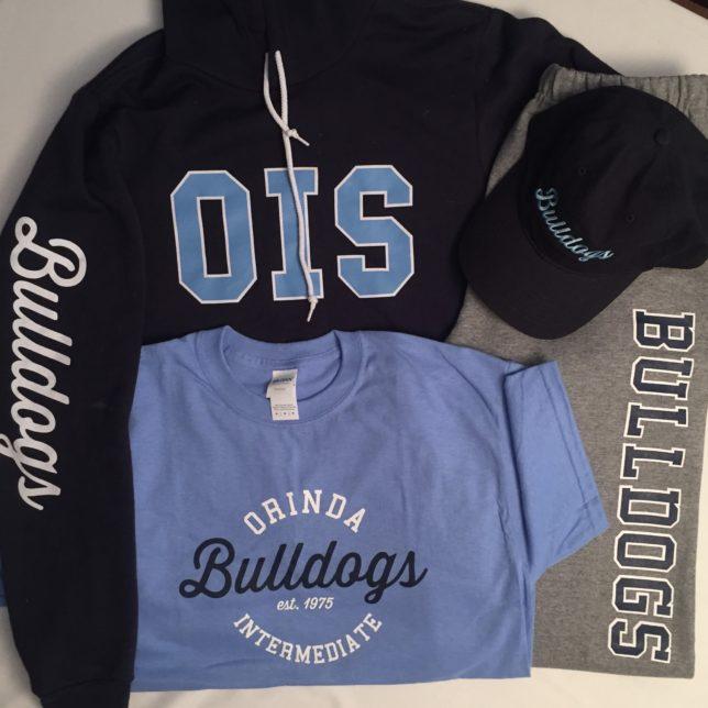 Orinda Intermediate School - Spirit Wear Collection
