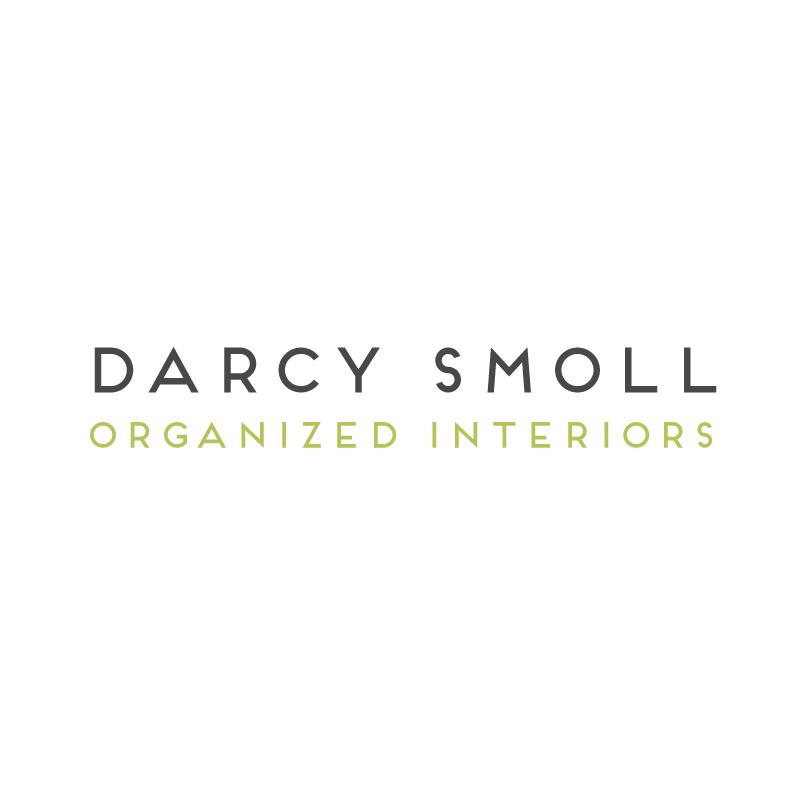 Darcy Smoll, Organized Interiors Logo