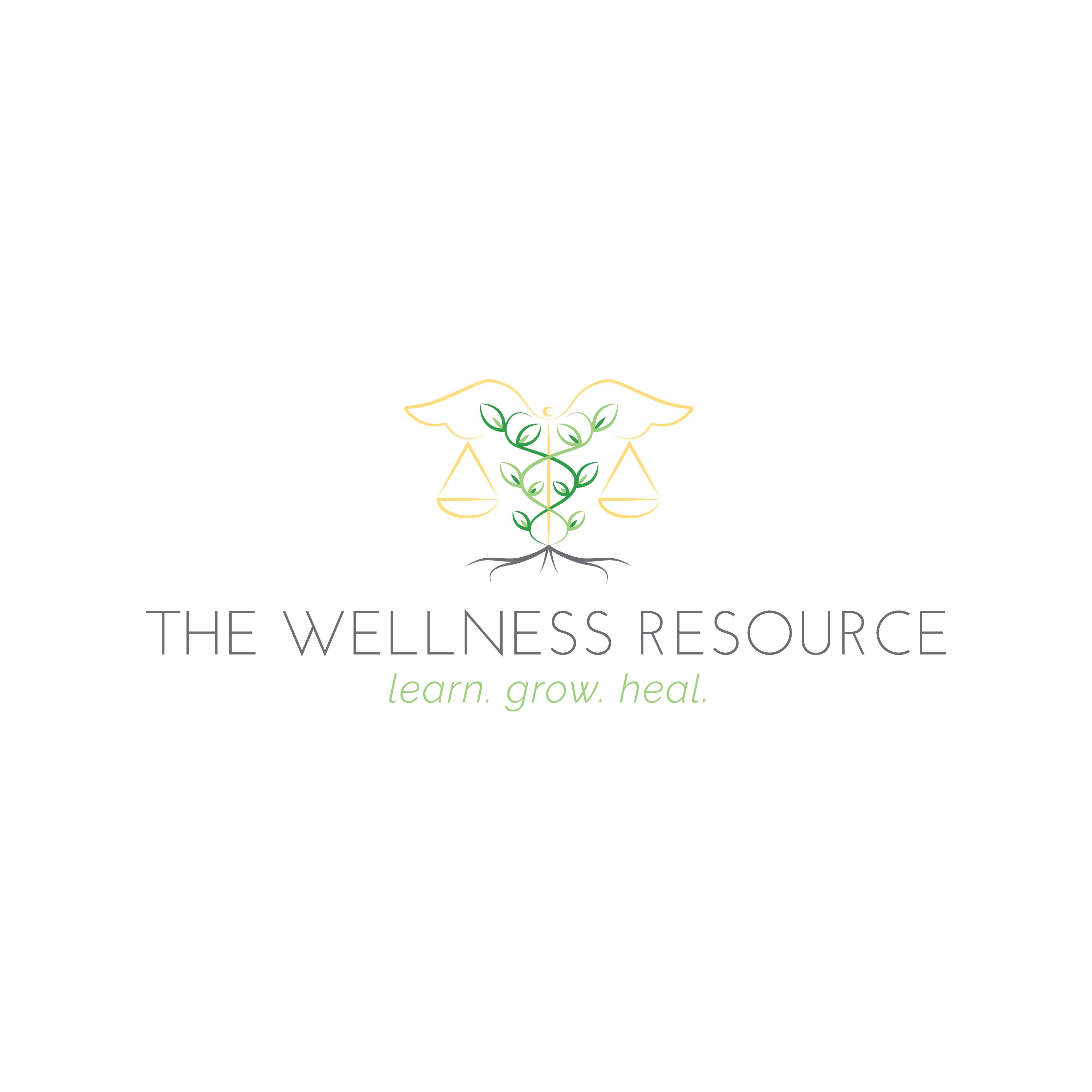 The Wellness Resource Logo