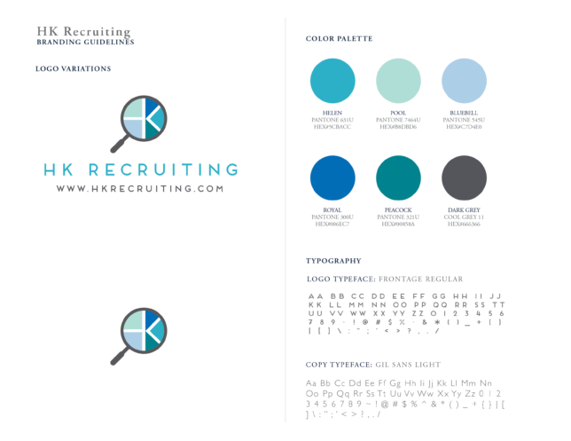 HK Recruiting - Style Guidelines / Brand Assets