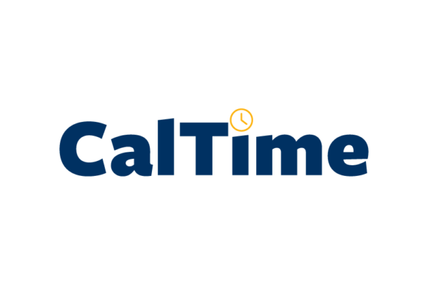 CalTime Logo, UC Berkeley