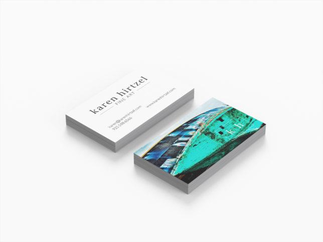 Karen Hirtzel Business Cards