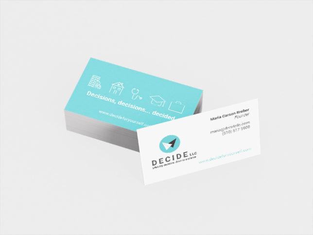 Decide LLC - Business Cards